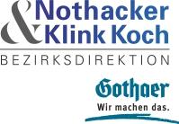 Nothacker, Klink und Koch Bezirksdirektion